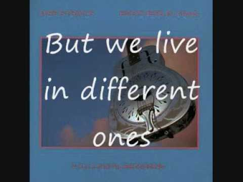 Brothers in arms - Dire Straits (with lyrics)