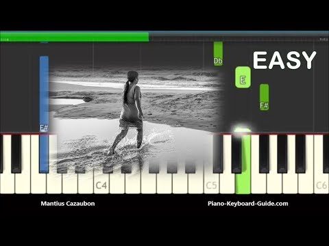 Billie Eilish When I Was Older (Inspired By The Film, Roma) Easy Piano Tutorial