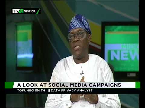 Tokunbo Smith interview speaks on Social media campaigns