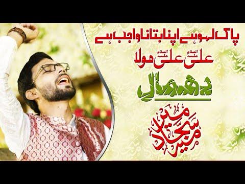 Mir Sajjad Mir New Manqabat 2019 Ali Ali Mola Ali Ali (ع)   13 Rajab Hai Jashn Manana Wajib Hai