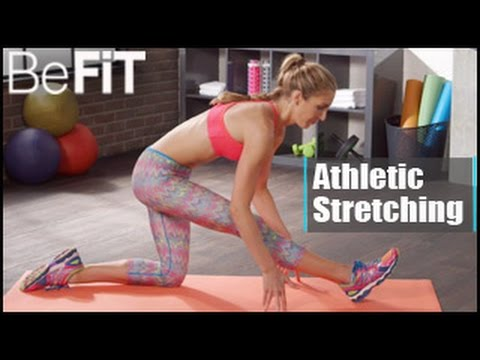 Athletic Stretching & Cool-Down Exercise: Danielle Pascente