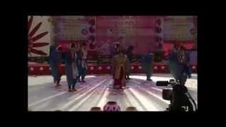 BAFA DANCE Gramchara oi rangha matir desh. Boishakh 1421