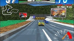 Ridge Racer 2 arcade 60fps
