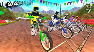 Bike Racing Games   Ultimate Motocross 4   Gameplay Android & Ios Free Games