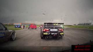 [Дождь!] Кольцевые гонки 2016, Класс 2000 Sport, ВАЗ 2110, Team 300. RAW Sound