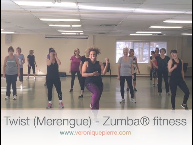 Twist (Merengue) - Zumba Fitness par Véronique Pierre