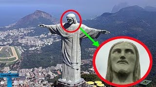 Top 10 Mysterious Moving Statues Caught On Camera That Will Shock You