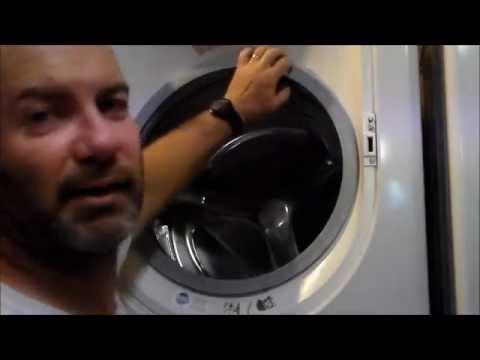 Washer Door Boot Seal Part 134515300 How To Replace