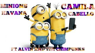 Minions , Camila Cabello - Havana ft. Young Thug (Minions Version)