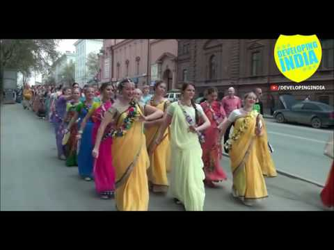 Hinduism fastest growing in Russia.....