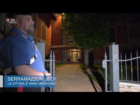 Nella casa dell'omicidio di Serramazzoni