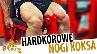 Hardkorowe nogi Koksa 2017 Video