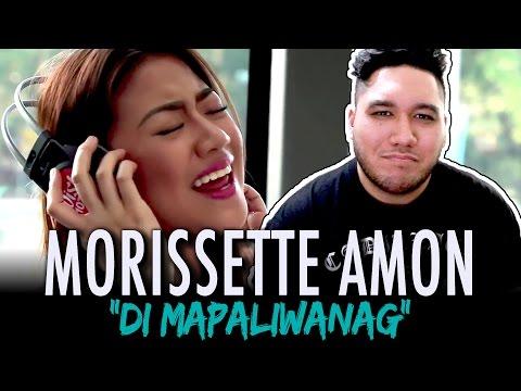 Morissette Amon - Di Mapaliwanag   LIVE on Wish FM 107.5 Bus REACTION!!!