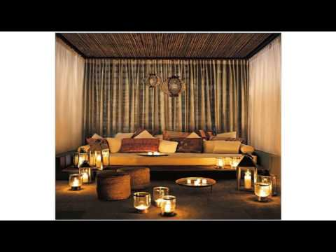 bamboo decorating ideas