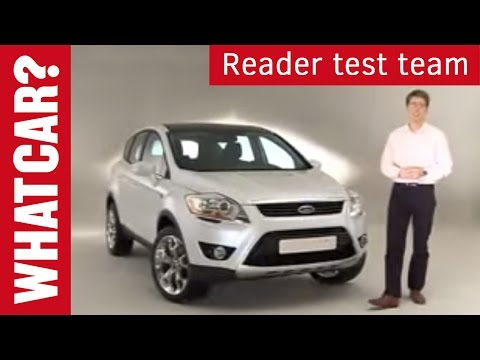 Ford Kuga customer reviews - What Car?
