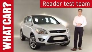 Ford Kuga customer reviews - What Car?