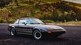 Mazda RX7 - Reliving the Past - Fast Blast Review | Everyday Driver