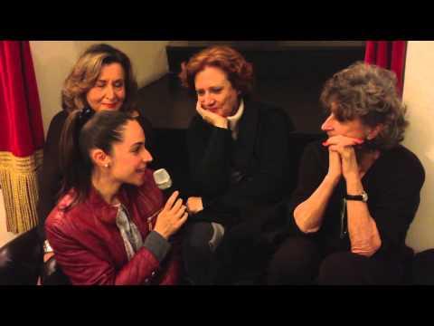 Paola Gassman, Lydia Biondi e Mirella Mazzeranghi