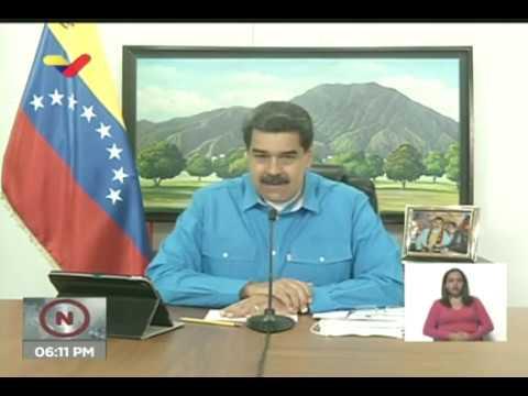 Reporte Coronavirus Venezuela, 11/07/2020: Maduro modifica flexibilización 7+7 y establece 3 niveles