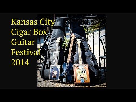 Tears Of A Clown - Lone Milkman on Cigar Box Guitar