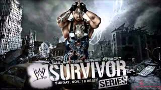 POSSÍVEL THEME SONG DO WWE SURVIVOR SERIES 2012