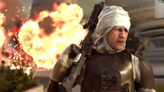 Star Wars Battlefront | Bespin gameplay trailer | PS4