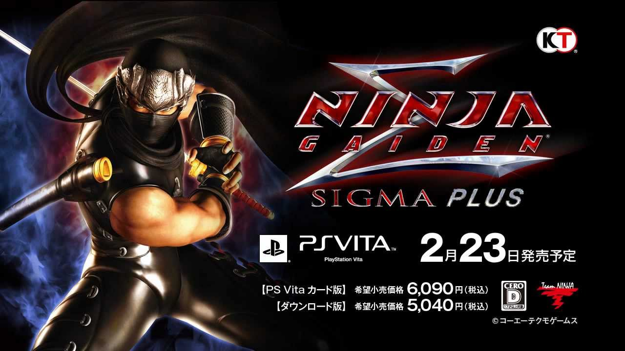 Ninja Gaiden S Plus For Playstation Vita Youtube