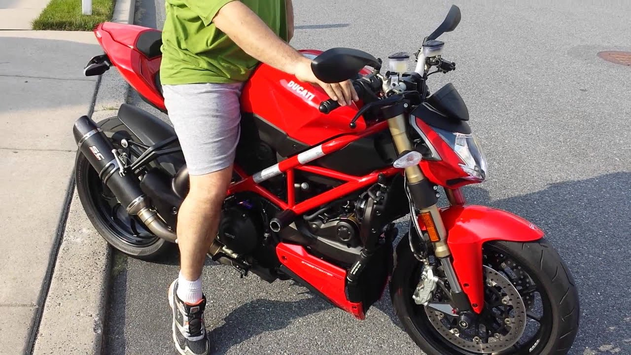Ducati Motorcycle  Sc Project