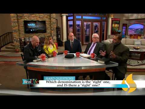 """Is There a """"Right"""" Church Denomination? 