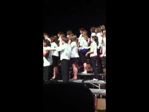 Maryvale Middle School - Stray Cat Strut