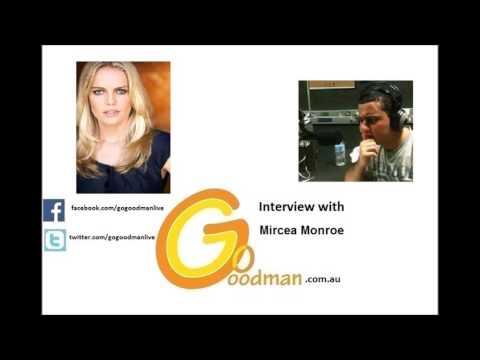 Gogoodman Interview With Mircea Monroe January 2015