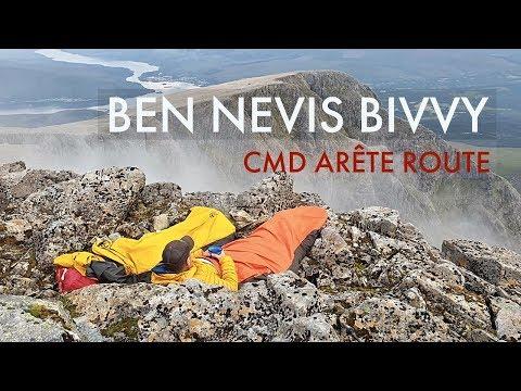 Ben Nevis Bivvy via CMD Arete