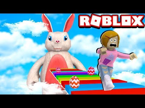 Roblox Escape The Easter Bunny Obby!