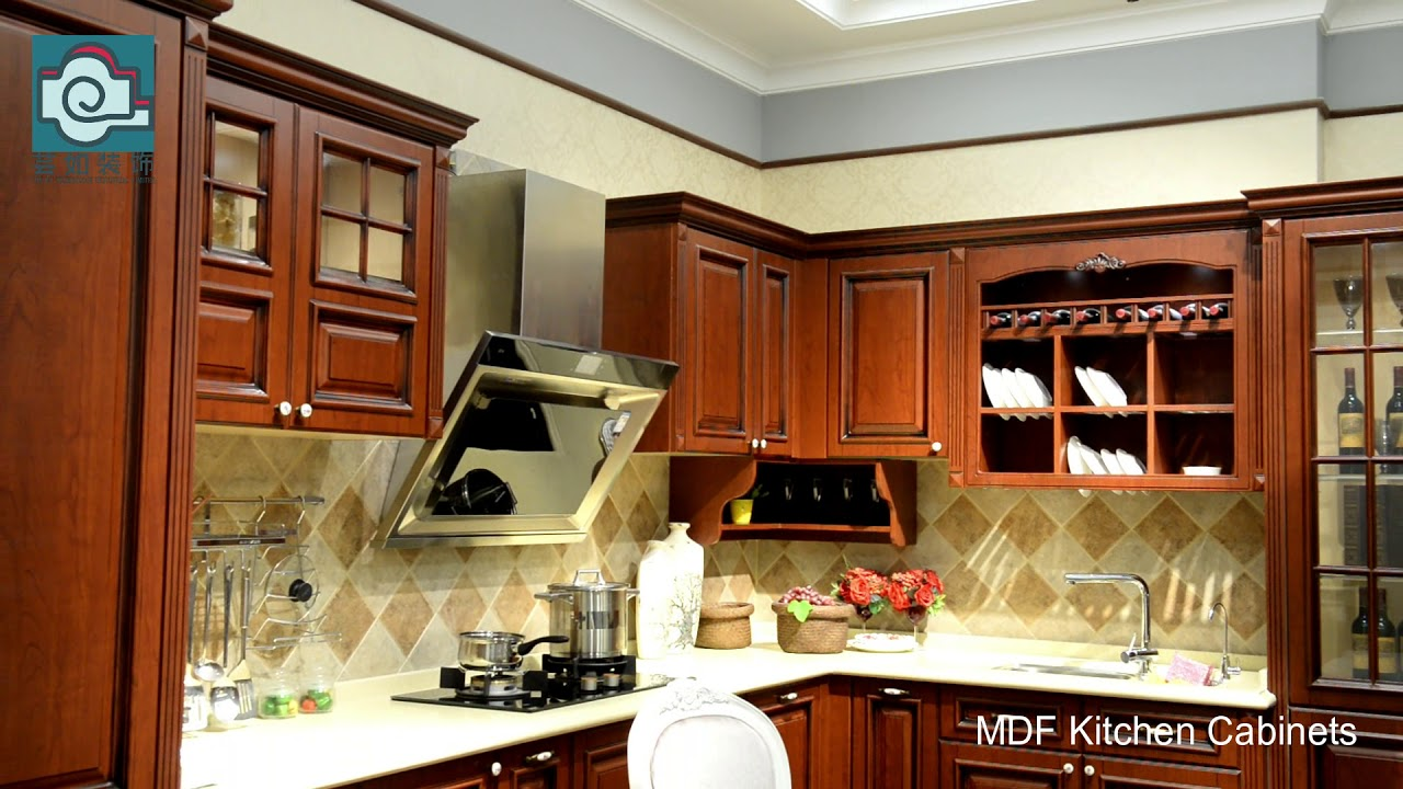 China Custom MDF Kitchen Cabinets Suppliers, Manufacturers ...