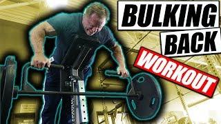 ⛄ Winter Bulk | Back Workout That Will Put On Massive Size ✅