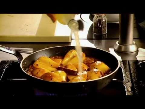 Caramelised Apples and Pears Gordon Ramsay