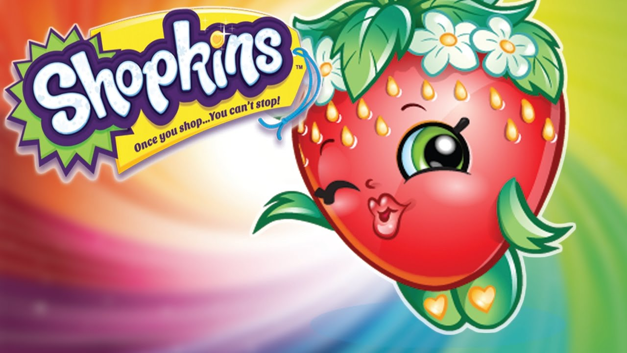 shopkins free as a strawberry full episode shopkins cartoons toys for children - Free Children Cartoon