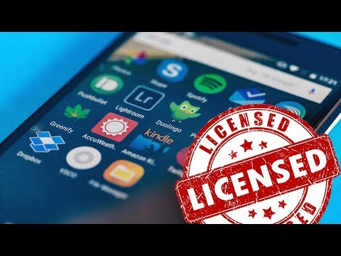 how to get license for unlicensed apps(android)(no root needed)
