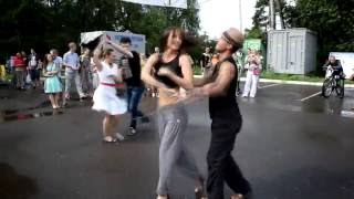 САЛЬСА в Омске! Мастерская танца и йоги