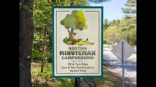 Boston Minuteman Campground - 264 Aỳer Rd, Littleton, MA 01460