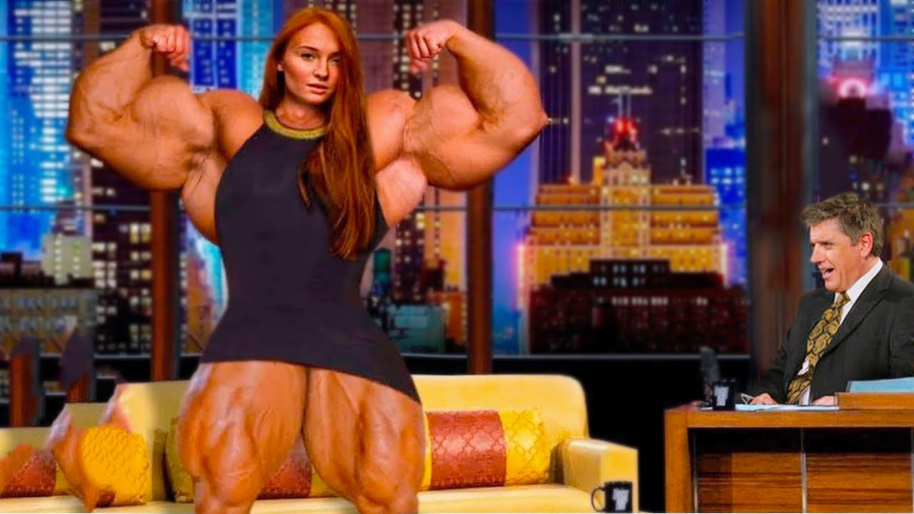 Download 20 Biggest Female Bodybuilders To Ever Walk This Earth