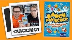 #Quickshot - Bauchplatscher / Ab in den Pool (HUCH! 2019)