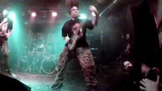 Rectal Smegma - Live @ NRW Deathfest 2013 part 1