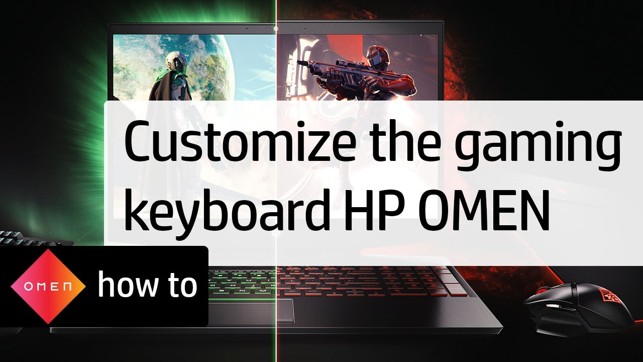 Using the HP OMEN to Customize the Gaming Keyboard on HP Omen 15 Notebook  PCs | HP OMEN | HP