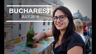 7 Days in Bucharest Eastern Europe Tour 2018