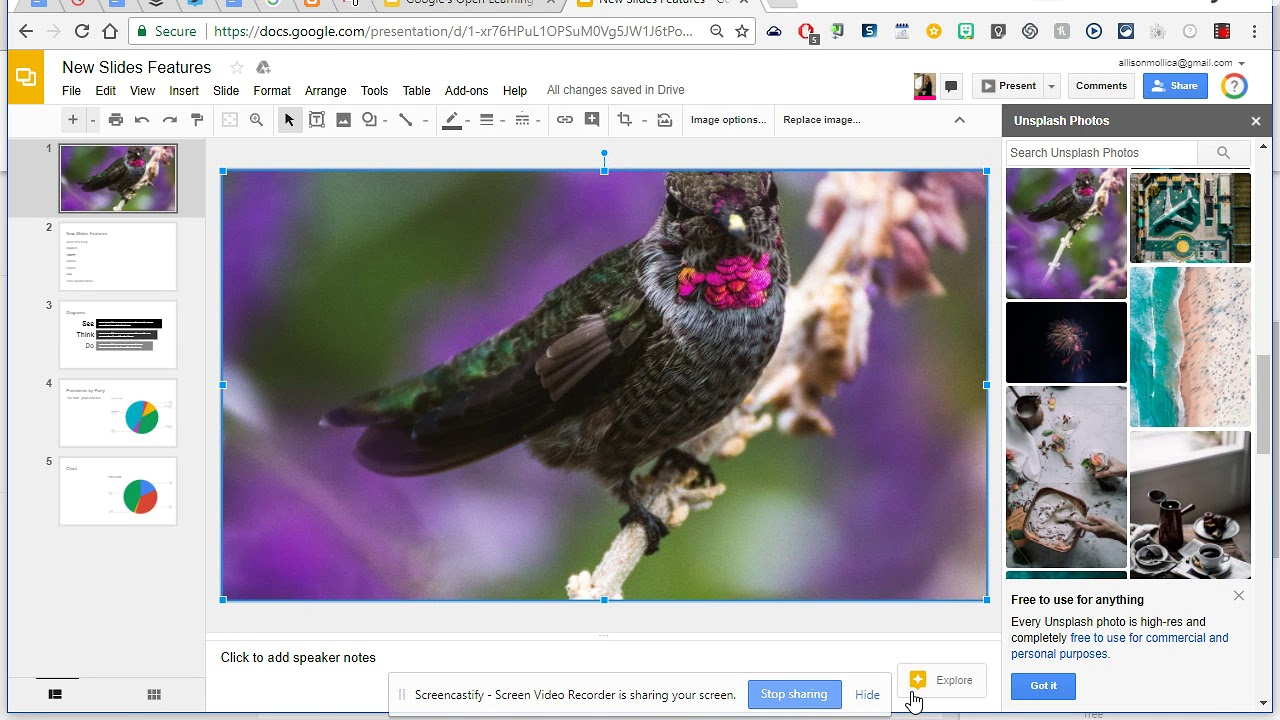 New Google Slides Features Addons Explore