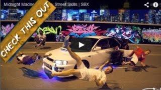 Midnight Madness | Crazy Urban & Street Skills Video | SBX