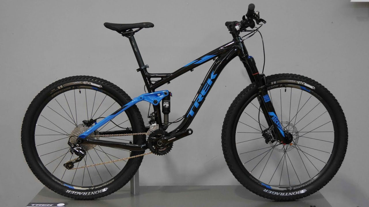 Brand: trek, product: fuel ex 5, model year: 2012. Handles well (7); durable ( 7); balanced suspension (7); plush feel (6). Best buy for the money!