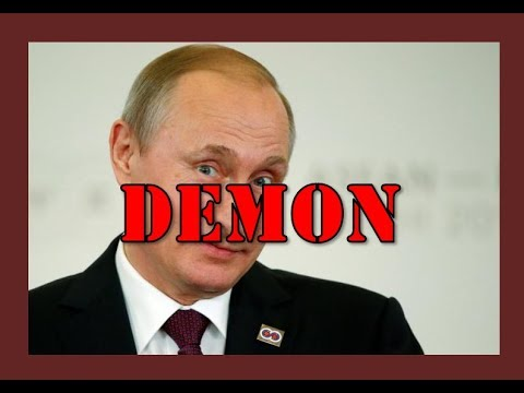 Dream: Putin a Demon & Russia Filled with Paganism