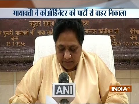 BSP chief Mayawati removes party vice-president for calling Rahul Gandhi a 'foreigner'